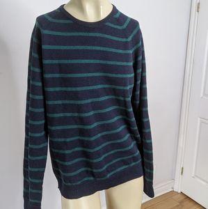 Acne Sagan aw12 stripe wool sweater